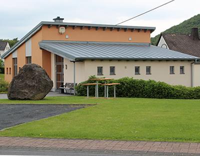 Gemeindehaus & Grillhütte